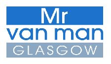 Mr Van Man Glasgow Logo